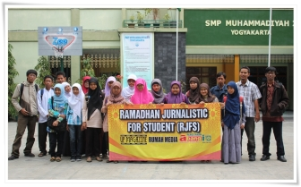 Ramadhan Journalistic For Student (RJFS) #1