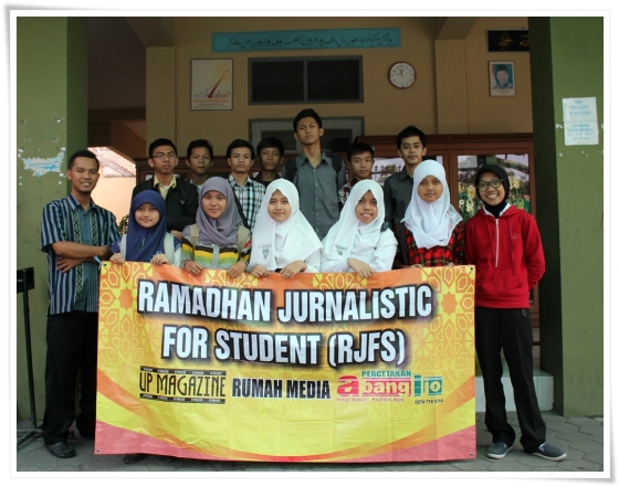 Ramadhan Journalistic For Student (RJFS) #2